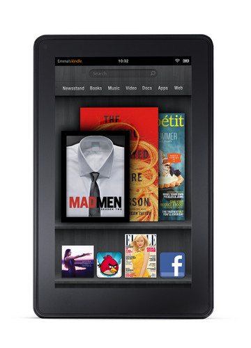 Amazon Fire (2011 version)