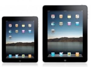 iPad Mini and iPad 3
