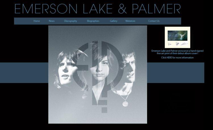 Emerson, Lake and Palmer
