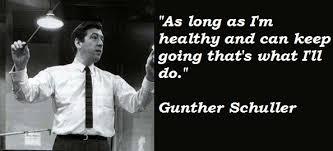Gunther Schuller Goal