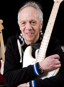 Robin Trower with Strat