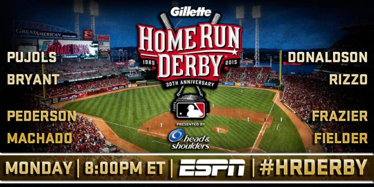 MLB Home Run Derby 2015