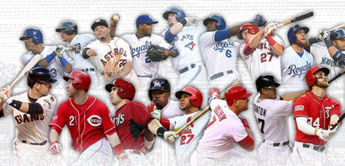 National League MLB All-Star Team 2015