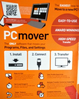 PCmover How To