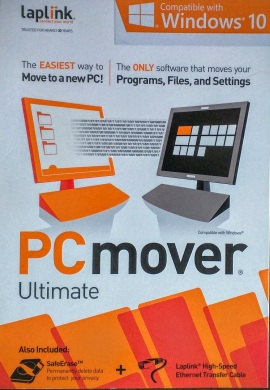 PCmover Ultimate