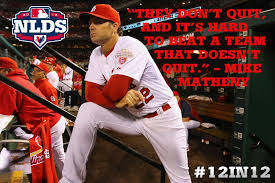 Mike Matheny re Cards Don't Quit