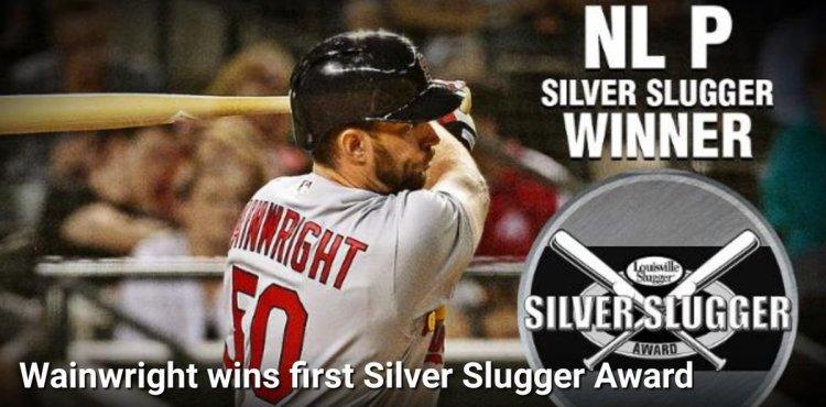 Wainwright Silver Slugger 2017
